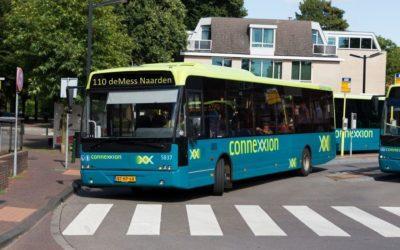 In de bus van Bussum naar Naarden