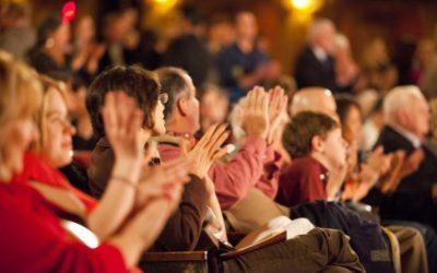 Drie Publieken in een weekendje Mess
