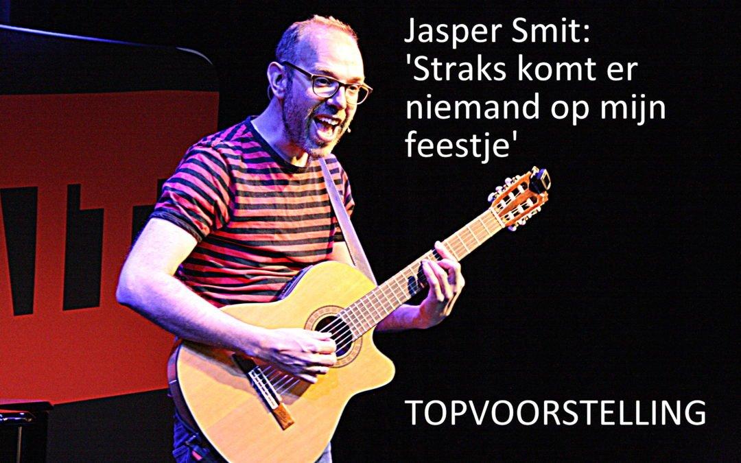 Jasper Smit, een stormachtige verovering van deMess